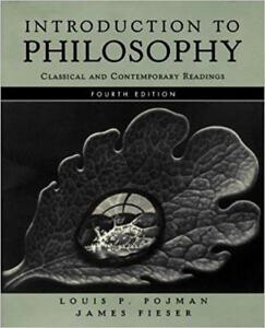Introduction to Philosophy Classical and Contemporary Readings 4th Edition