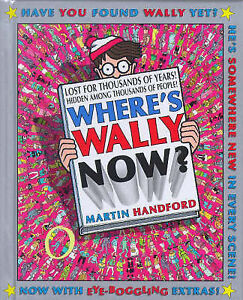 Wheres-Wally-Now-10th-Anniversary-Special-Edition-GOOD-Book