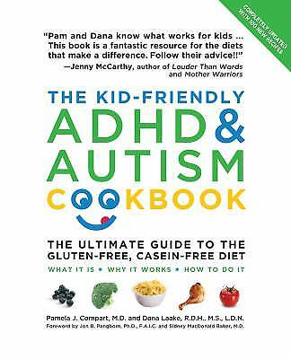 Kid Cookbook (The Kid-Friendly ADHD and Autism Cookbook : The Ultimate Guide to)