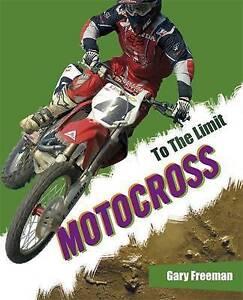 """VERY GOOD"" Motocross (To The Limit), Mason, Paul, Book"
