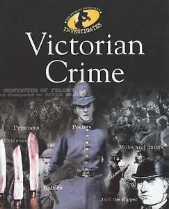 Chrisp, Peter, The History Detective Investigates: Victorian Crime, Very Good Bo