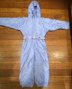 Quality Sunice girls snowsuit size 6 jacket/pants combo ski kids grows Dee Why Manly Area Preview