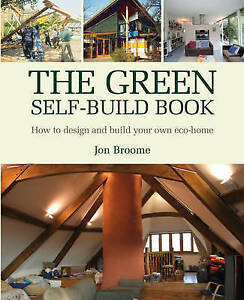 The Green Self Build Book How To