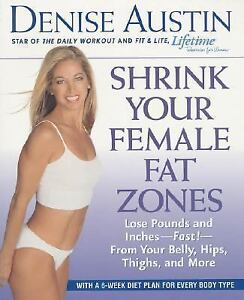 Your Female Fat Zones: Lose Pounds and Inches--Fast!- -From Your Belly