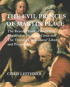The Evil Princes Martin Place Reserve Bank Australia  by Leithner Chris
