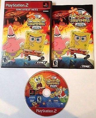 the spongebob squarepants movie game ps2 car interior design