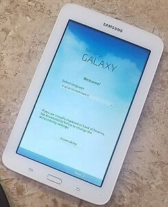 "*** Samsung TAB 7"" just like new"