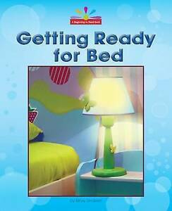 Getting Ready for Bed by Lindeen, Mary -Paperback