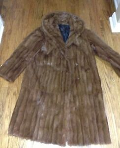 Ladies mink coats, jackets and stole for sale