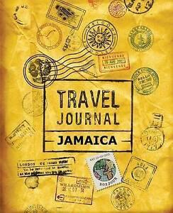 Travel Journal Jamaica by Vpjournals -Paperback
