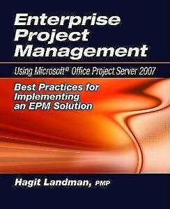Landman-Epm Using Microsoft Project Server BOOK NEU