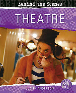 Henegan, Judith, Theatre (Behind the Scenes), Very Good Book