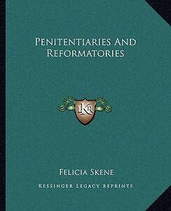 NEW Penitentiaries And Reformatories by Felicia Skene