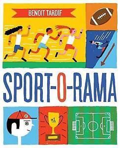 Sport-O-Rama By Tardif, Benoit -Hcover