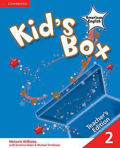 Kid's Box American English Level 2 Teacher's Edition, Williams, Melanie, Very Go