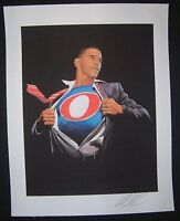 "Obama ""time for change"" Alex Ross Print"