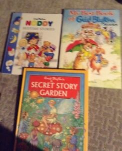 Enid Blyton classic books for sale London Ontario image 2