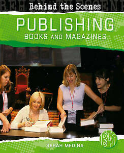 Book and Magazine Publishing (Behind the Scenes)-ExLibrary