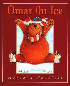 NEW Omar On Ice picture book by Maryann Kovalski