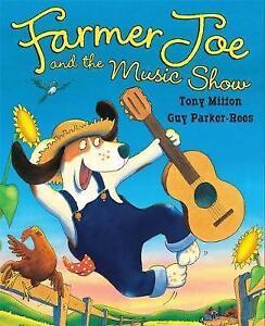 Farmer Joe and the Music Show-ExLibrary
