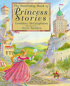 Very Good, The Doubleday Book of Princess Stories, McCaughrean, Geraldine, Book