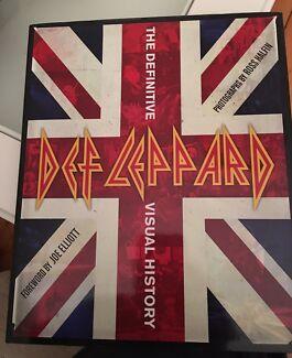 Def Leppard book