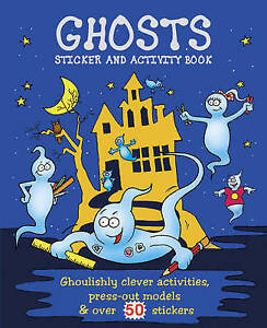 Scary Activity: Ghosts,