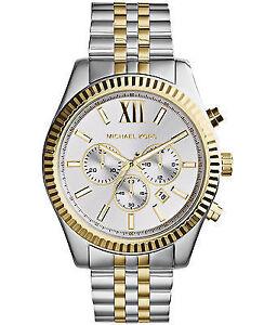 c4a3d9735417 Michael Kors Lexington MK8344 Wrist Watch for Men for sale online