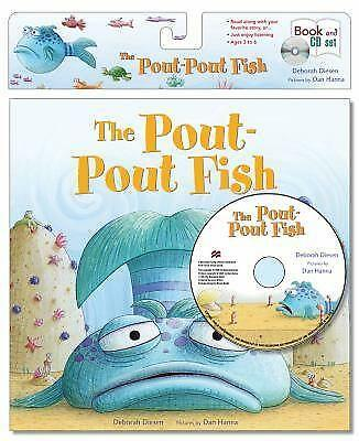 Pout pout fish children young adults ebay for The pout pout fish book