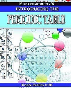 `Jackson, Tom`-Introducing The Periodic Table BOOK NEU