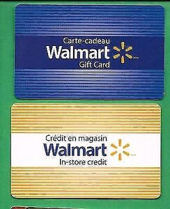 Walmart Gift Cards available for Trade w/Lowes,Rona,Home Depot