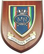Navy Plaque