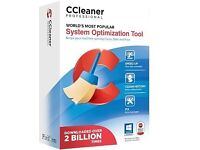 CCleaner Professional 2018 for Windows lifetime license & lifetime updates