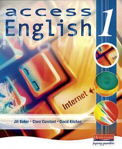 Access English 1 Student Book, Jill Baker