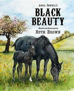 Black Beauty By Brown, Ruth -Hcover