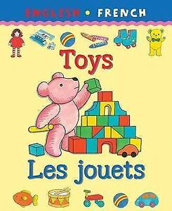 """""""NEW"""" Toys/Les Jouets (Bilingual First Books), Clare Beaton, Catherine Bruzzone,"""
