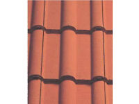 Monier Redland 50 Double Roman Terracotta 34 ROOF TILES