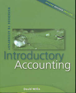 Introductory Accounting by David Willis Paperback Book