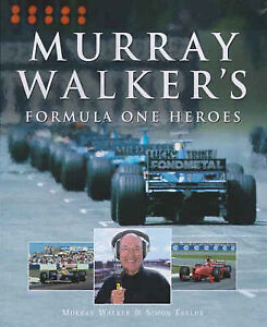 Murray Walker039s Formula One Heroes by Simon Taylor Murray Walker Hardback - <span itemprop='availableAtOrFrom'> Lincolnshire, United Kingdom</span> - Murray Walker039s Formula One Heroes by Simon Taylor Murray Walker Hardback -  Lincolnshire, United Kingdom