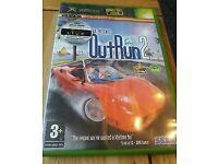 OutRun 2 - Microsoft Xbox Game (sega, arcade racing, PAL version, complete