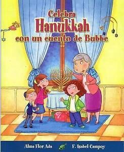 Celebra Hanukkah con un cuento de Bubbe / Celebrate Hanukkah with with-ExLibrary