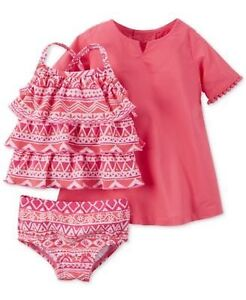 Girls 9 Month Swimsuit and Cover up