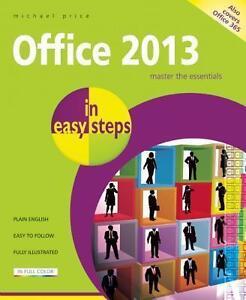 Office 2013 in Easy Steps von Michael Price (2013, Taschenbuch)