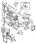 Kenmore Refrigerator Water Inlet Valve