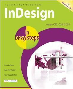 InDesign in Easy Steps  BOOK NEU