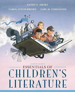 NEW Essentials of Children's Literature (8th Edition) (Myeducationkit)