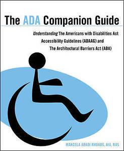 The ADA Companion Guide, Marcela A. Rhoads