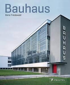 FRIEDEWALD, B-BAUHAUS  BOOK NEW