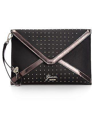 Guess Envelope Clutch Clothing Shoes Amp Accessories Ebay