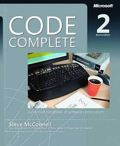 Code Complete by Steve McConnell (Paperback, 2004)